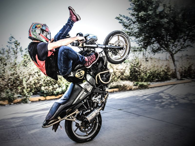 The Bell Brawl at Phoenix Bike Fest: A V-Twin Stunt Competition Show