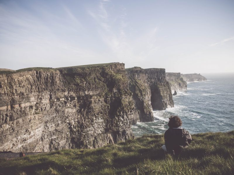 Why the coast of Ireland is the best place to think alone.